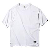[세인트페인]SAINTPAIN - SP 17S OVER FIT BASIC TEE SS-WHITE 반팔티 티셔츠