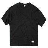 [세인트페인]SAINTPAIN - SP 17S OVER FIT BASIC TEE SS-BLACK 반팔티 티셔츠