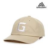 그레고리 - 모자 G 로고 캡 베이지 G LOGO CAP 03J15062