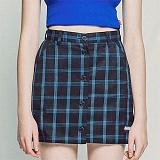 [아파트먼트]Holy Light Skirt - BlueBlack 스커트 치마