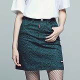 [아파트먼트]Fringing Skirt - Turquoise 스커트 치마