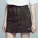 [아파트먼트]Sending Buffer Skirt - Khaki 스커트 치마