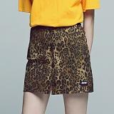 [아파트먼트]Sending Buffer Skirt - Brown 스커트 치마