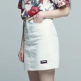 [아파트먼트]Ten A Skirt - White 스커트 치마