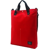 [브리스코]TAPO Cross & Tote Bag_Red 토트백 크로스백