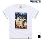 [크루클린] ENCHANT 반팔 티셔츠 TRS058