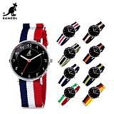 캉골(KANGOL)시계 KG11055_1_SLIM CASUAL 나토밴드 시계