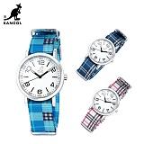 캉골(KANGOL)시계 KG11132_4 NUMBER CHECK 나토밴드 시계