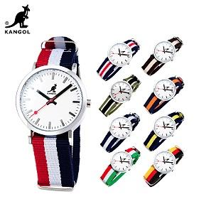 캉골(KANGOL)시계 KG11032_3 DRIVE CASUAL 나토밴드 시계
