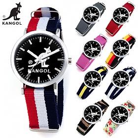 [KANGOL] 캉골시계  KG11232_1 CENTER 나토밴드 시계