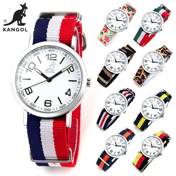 [KANGOL] 캉골시계 KG11132_4 NUMBER 나토밴드 시계