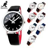 [KANGOL] 캉골시계 KG11032 ROLL 가죽밴드 시계