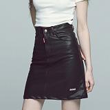 [아파트먼트]Normal Skin Skirt - Black 스커트 치마