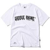 [그루브라임]Grooverhyme - 2017 GT068F23WH (WHITE) [GT069F23WH] 반팔티 티셔츠
