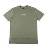 [아이넨]EINEN-Peerless Doubleside 1/2 T-Shirts Khaki 반팔티