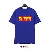 [슈퍼레이티브] superlative - [7J5006] SSUN 반팔 티셔츠 - 반팔 티셔츠 - 4컬러