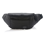 [브리스코]TOP Waist Bag_1800Black 힙색 웨이스트백
