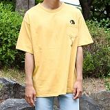 [모니즈] 포켓 섹시걸 반팔 티셔츠 (3color) TSB079