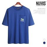 뉴비스 - 하와이안 반팔티셔츠 (SP079TS)