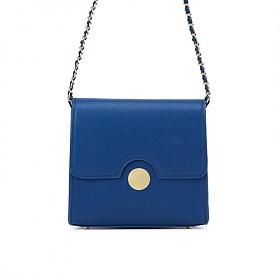 [엠디엔큐]MDNQ - B Chain Bag (Blue) 미니체인백 셀럽착용