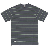 [언커먼팩터스]UFS-BASIC STRIPE POCKET TEE 베이직 스트라이프 포켓 반팔 반팔티 티셔츠