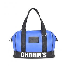 [참스]CHARMS - PUBERTY MICRO BOSTON BAG BLUE 미니 토트백 보스턴백