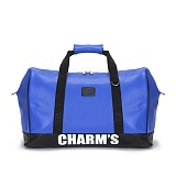[참스]CHARMS - PUBERTY Boston bag BLUE 보스턴백