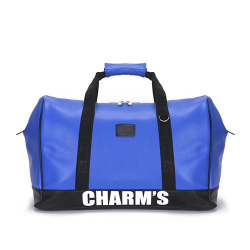 [참스]CHARMS - PUBERTY Boston bag BLUE 보스턴백