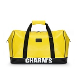 [참스]CHARMS - PUBERTY Boston bag YELLOW 보스턴백