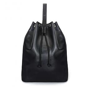 [참스]CHARMS - PUBERTY Duffle bag BLACK 더플백 버킷백