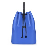 [참스]CHARMS - PUBERTY Duffle bag BLUE 더플백 버킷백