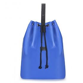 [참스]CHARMS - PUBERTY Duffle bag BLUE 더플백 버킷백