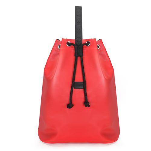 [참스]CHARMS - PUBERTY Duffle bag RED 더플백 버킷백