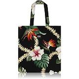 [나더] nother Layla Hawaiian Flat Tote Bag (Black) 토트백 숄더백 에코백