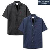 [해리슨] 건모 스트라이프 셔츠 DON1268
