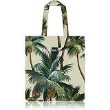 [나더] nother Palm Trees Hawaiian Flat Tote Bag 토트백 숄더백 에코백