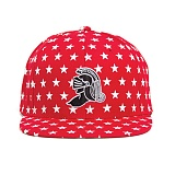BLACK SCALE KNIGHT ALL STAR SNAPBACK (RED) 스냅백