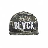 BLACK SCALE Invert Snapback (Camo) 스냅백