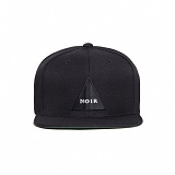 BLACK SCALE Noir Snapback (Black) 스냅백