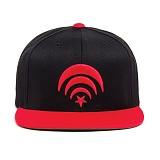 BLACK SCALE Connect Snapback (Red)  스냅백