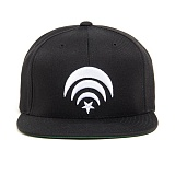 BLACK SCALE Connect Snapback (Black) 스냅백