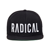 JT&CO x BS Radical Snapback Black 스냅백