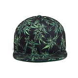 BLACK SCALE 420 Sativa Strapback Blk 스냅백