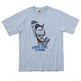 [언커먼팩터스]UFS-EMPIRE STATE OF MIND T-SHIRT(SKY BLUE) 엠파이어 스테이트 오브 마인드 반팔 반팔티 티셔츠
