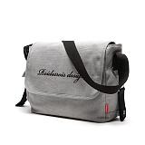 [로아드로아]ROIDESROIS - HOW NICE MAIL BAG (GRAY) 가방 메일백 크로스백