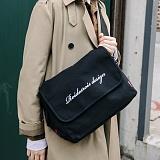 [로아드로아]ROIDESROIS - HOW NICE MAIL BAG (BLACK) 가방 메일백 크로스백
