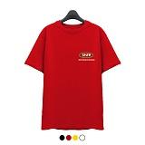 [슈퍼레이티브] superlative - [7J5015] COLOUR 반팔 티셔츠 - 반팔 티셔츠 - 4컬러