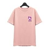 [슈퍼레이티브] superlative - [7J5017] UNIQUE CORN 반팔 티셔츠 - 반팔 티셔츠 - 핑크