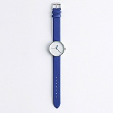 MAUR - Simple Aesthetics watch 311- round blue