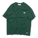 프랭크도미닉 - SHARK ICON OVERSIZE T-SHIRT(GREEN) 오버핏 티셔츠